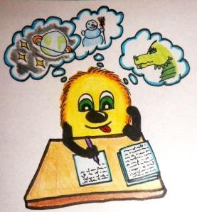 Kallikoll kirjutamishoos