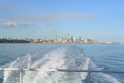 Auckland kaugemalt