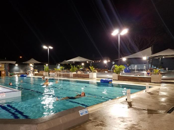 Tauranga ujumas