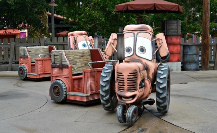 1 traktorid