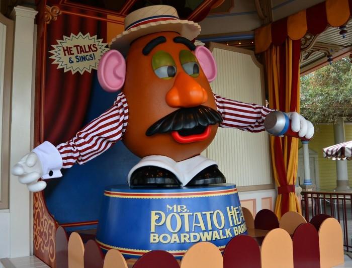 13 potato