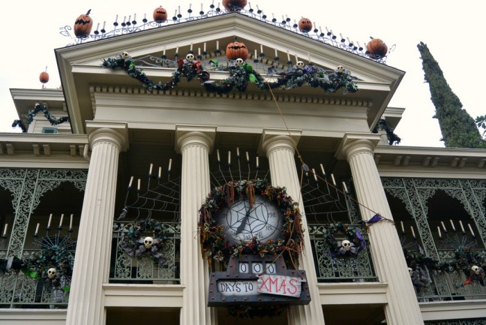 16 haunted mansion
