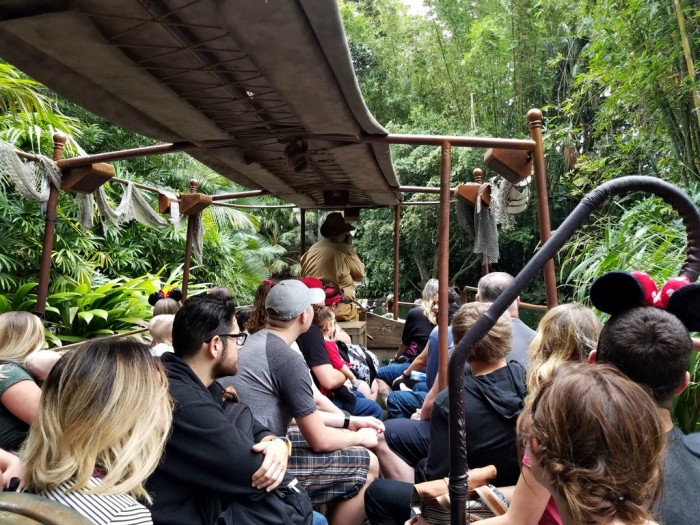 7 jungle cruise