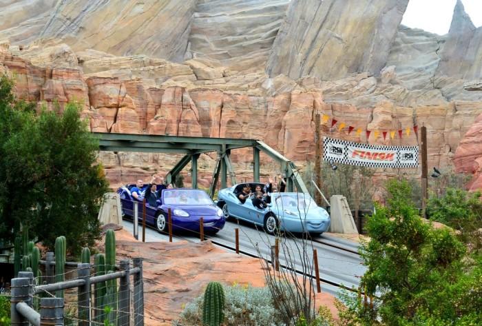 9 cars land