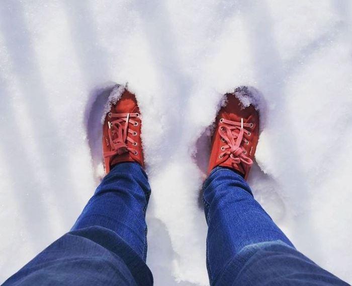 Greeley ja lumi